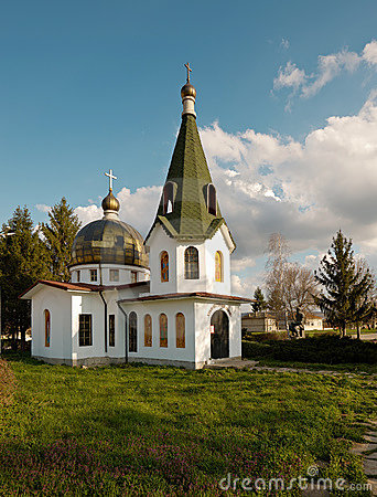 Church of Svetlen in Bulgaria