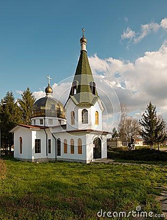 Church of Svetlen in Bulgaria