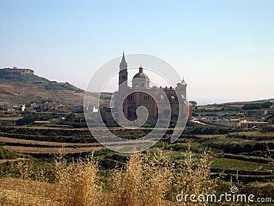 Church of Ta Pinu, Gozo, Malta