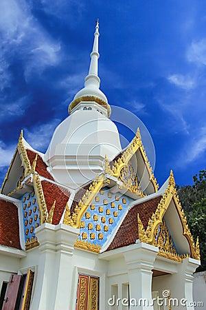 Church of Temple Khao Takiab