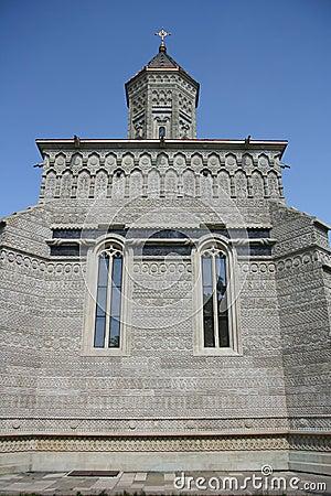 Church of the Three Hierarchs in Iasi (Romania)
