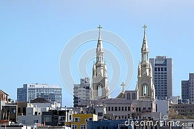 Church Top San Francisco