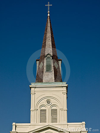 Free Church Tower Stock Images - 16360984