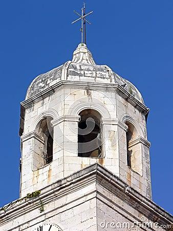 Church tower cupola