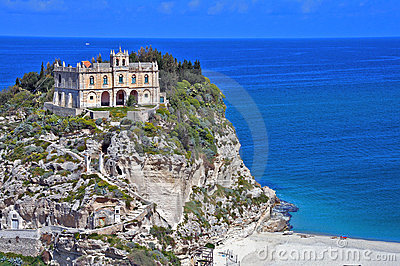 Church of Tropea HDR