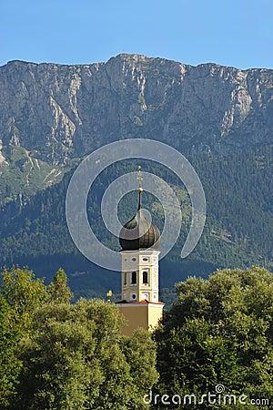 Church in Upper Bavaria