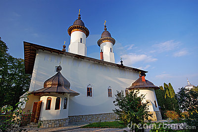 Church of Varatec monastery