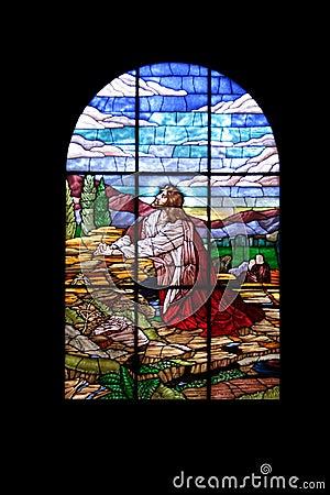Free Church Window Royalty Free Stock Image - 1354756