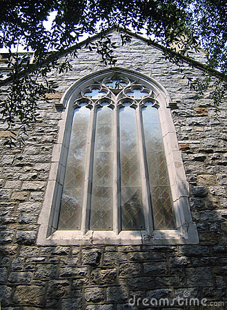Free Church Window Stock Images - 2969214