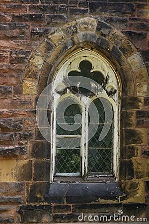Free Church Window Stock Photography - 762172