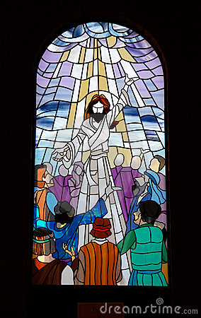 Church Window pane 3