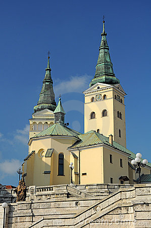 Church in Zilina