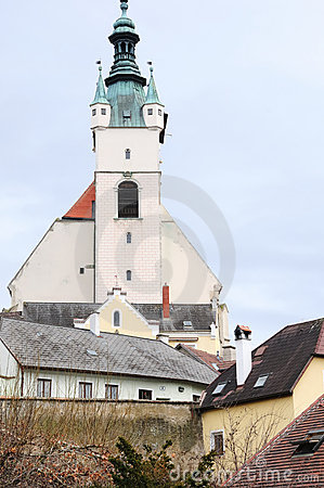 Churches of Krems no.3