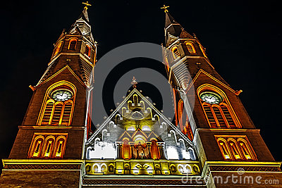 Churches night 2