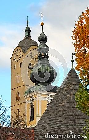 Churches in Stein no.1