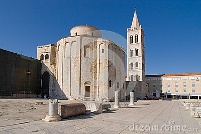 Churches of Zadar