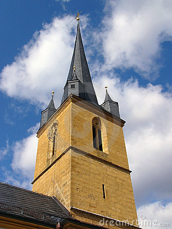 Free Churchtower Stock Images - 654874