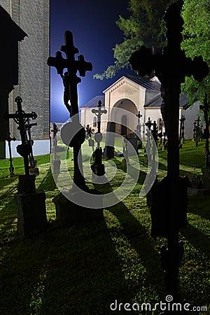 Free Churchyard Stock Image - 6205801