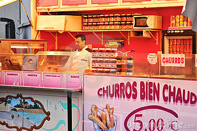 Churros Editorial Image