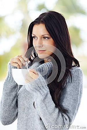 Ciò sarà mai la migliore tazza di tè!