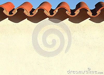 ściana hiszpańska