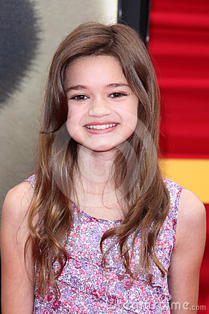 Ciara Bravo, Editorial Stock Photo
