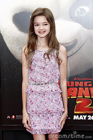 Ciara Bravo Editorial Stock Image