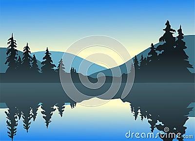Cicho jeziora