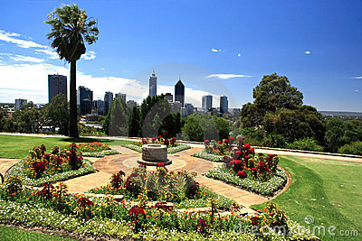 Cidade de Perth, Austrália Ocidental