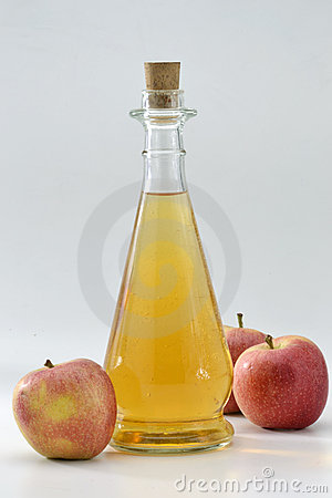 Free Cider Vinegar Royalty Free Stock Photography - 17636337