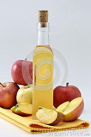 Free Cider Vinegar Stock Photos - 17636413