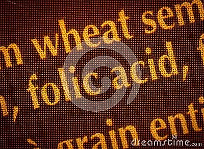Ácido Folic