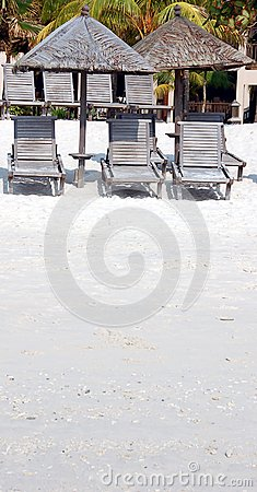 Cień Na plaży