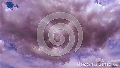 Ciemne chmury — film zbiory wideo
