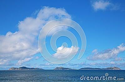 Cies islands wide angle