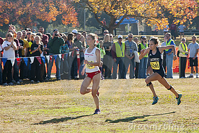 CIF State Cross Country Championships 2011 Editorial Photography