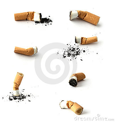 Free Cigarette Buds Royalty Free Stock Photos - 7077278