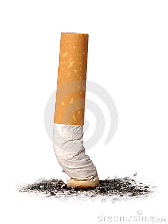 Free Cigarette Butt Royalty Free Stock Images - 1172629