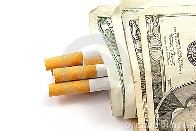 Cigarette Costs