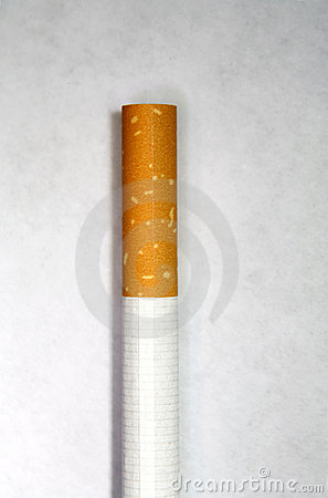 Cigarette filter tip