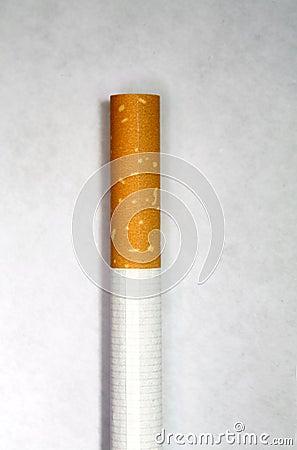 Cigarette filter tip
