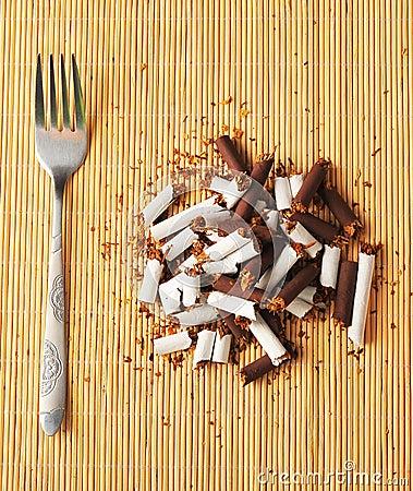 Cigarette Meal