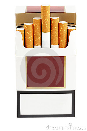 cool cigarette packets