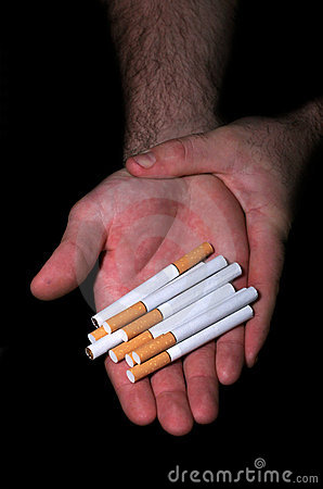Cigarettes addiction