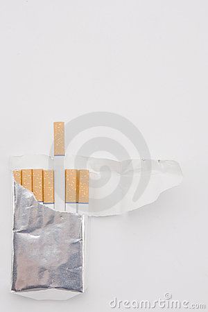 Cigarettes Plain Pack