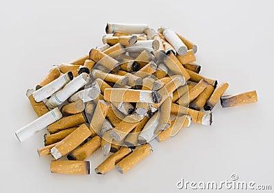 Cigarrette Butts