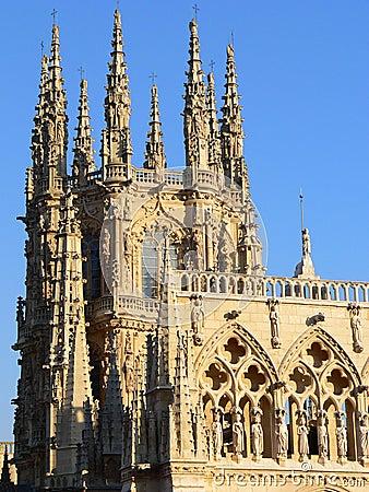 Cimborrio, Burgos ( Spain )