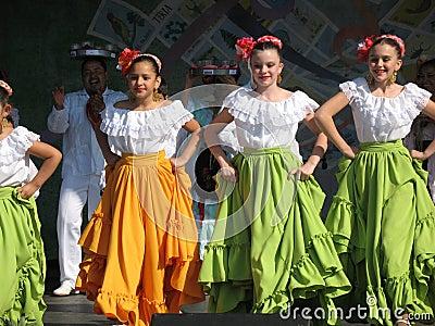 Cinco de Mayo Celebration Editorial Image