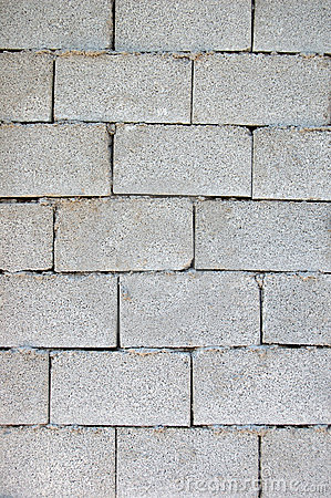 Cinder Block Wall Stock Photography Image 5524682