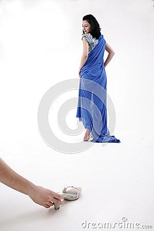 Cinderella woman